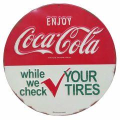 Coca Cola Tyres Check