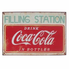 Coca Cola Filling Station
