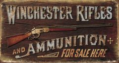 Winchester Rifles & Ammo